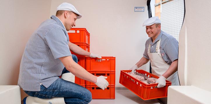 Futterfleisch liefert frisches Rindfleisch für Hund und Katze